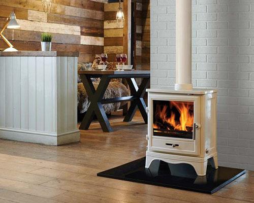 Bassington free standing stove