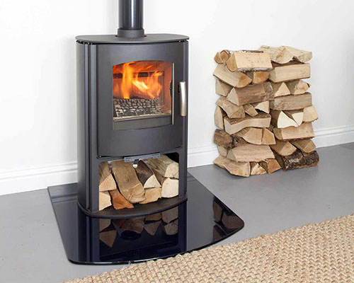 churchhill free standing stove
