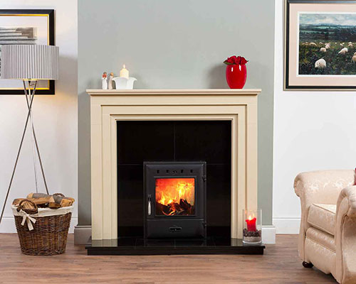 clermont inset stove