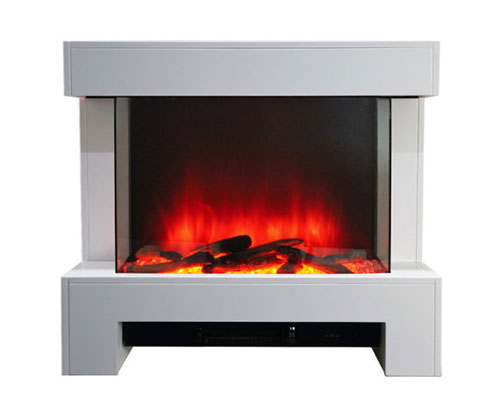 Electric fireplace hudson