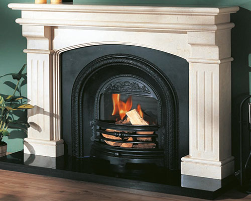 Marble Flames classic fireplaces maynooth