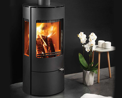 uniq free standing stove