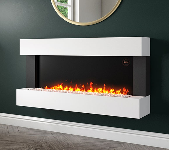 Maynooth fireplaces and stoves electric