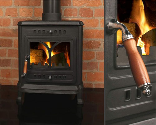 luxor free standing stove