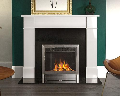 naxos modern fireplace