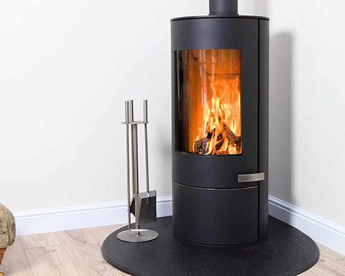 somerton free standing stove